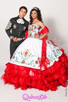 See extra ideas about Quinceanera Quinceanera Guide - Quinceanera Dresses In Autumn Shades. Opt for one of these quinceanera gowns for your big day! Sweet 15 Dresses, Unique Dresses, Lovely Dresses, Mexican Quinceanera Dresses, Mexican Dresses, 18th Birthday Dress, Birthday Dresses, Ball Gown Dresses, Evening Dresses