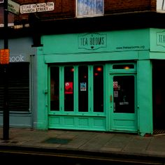 Tea Rooms - Stoke Newington