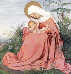Virgen María et son Trésor....