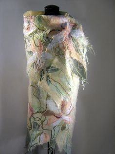 Yaga handmade shawl
