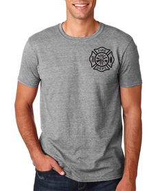 Texas Line of Duty Death Response Team gray T-shirt. | Niceshirt.org ~ Changing the world, one shirt at a time