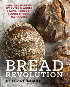 Renowned baking instructor, and author of The Bread Baker's Apprentice, Peter Reinhart explores the cutting-edge developments in bread baking, with fifty recipes and formulas that use sprouted flours,...