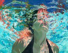 """Emerge; clear waters"" by Samantha French, 2012 