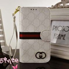 581943af2d4 Gucci Galaxy Note 3 Case Luxury Designer Wallet White  NoteCase-0135  -   39.80