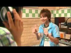 """Toma Ikuta is the best Nakastu ever!!! Nakatsu """"Ike Ike Go Go"""" scene-Hana Kimi."""