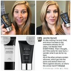 Hey #makeup users, and lovers! #Monat Aftershave Moisturizer works as a primer for your make-up! Professional #MUAs are discovering and using amazing our products. www.erinjochim.mymonat.com