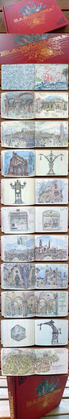"new book ""barcelona m'inspira"" lottery"