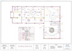 DESIGN PROJECT- RESTAURANT CUM BAR DESIGN by Jaspreet kaur at Coroflot.com