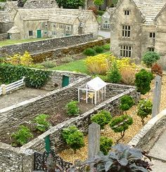 This is Bourton-on-the-Water in the Cotswolds of England: actually a tiny model village you can stroll through and feel like a giant