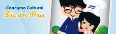 """Publique através do seu perfil Facebook (para visualização 'público') ou Instagram uma homenagem ao seu pai, com uma legenda criativa em sua homenagem. Obs: Não se esqueça de acrescentar a hashtag  """"#MeuPaiHulala"""" para encontrarmos sua foto.  Os participantes com a legenda mais criativa concorrem a um conjunto de panelas e mais uma linha de produtos culinários!"""