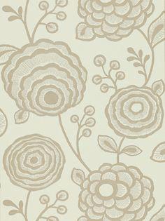 Buy Harlequin Beatrice Wallpaper, Stone, 110137 online at JohnLewis.com - John Lewis