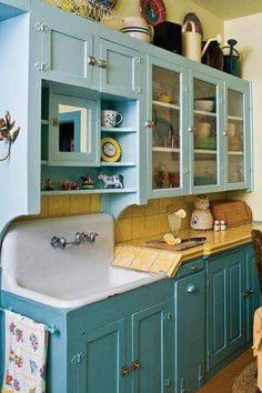 I love the sink.