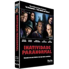 DVD - Inatividade Paranormal