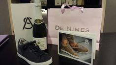 Eerste zending Avenue Sneakers zijn binnen @ De Nimes