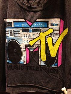 MTV Martha Quinn style.