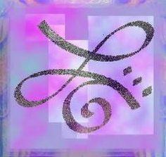 "Zibu symbol for ""sacred union"""
