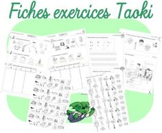 Fiches d'exercices Taoki