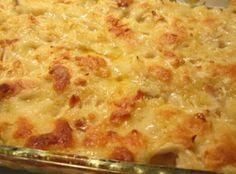 Chicken Dumpling Casserole Recipe