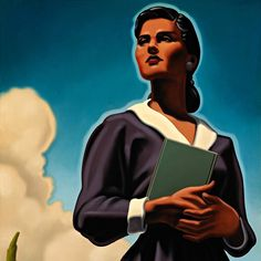 It's the simple things detail oil painting By Kenton Nelson.
