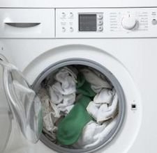 removing mold from washing machine