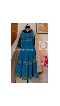 Punjabi Suits Party Wear, Party Wear Indian Dresses, Designer Party Wear Dresses, Kurti Designs Party Wear, Punjabi Suits Designer Boutique, Indian Designer Suits, Boutique Suits, Embroidery Suits Punjabi, Embroidery Suits Design