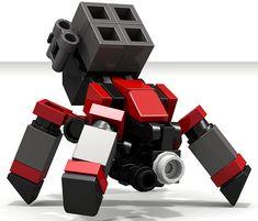 Robot Lego, Lego Bots, Lego Spaceship, Lego War, Lego Mechs, Lego Bionicle, Lego Machines, Micro Lego, Amazing Lego Creations