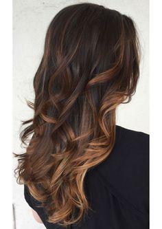 Las chicas con melena oscura seguramente van a amar esta nueva tendencia en cabello: las coffee Bean highlights. Tu cabello tendrá la luz que necesita, pero sin que pierda su protagonismo de mantenerlo al natural. Como ves, las coffee beans le darán algunos toques de...