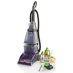 Hoover® SteamVac® Carpet Washer with Turbo Pet at HSN.com.