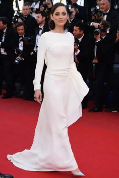 Some Marion Cotillard Inspiration Straight From Cannes Film Festival