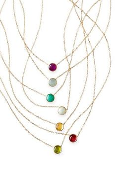 Such pretty necklaces http://rstyle.me/n/jvandnyg6
