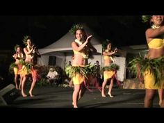 Ori: Popular Hawaiian/Polynesian Dance performance at Kauai II