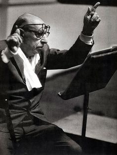 "I can remember a conversation I had with my mother about Stravinsky's Firebird.  I was amazed to learn that she had seen Stravinsky on a trip she took with my father.  She had passed him in a hotel lobby and people were whispering, ""That's Stravinsky.""  I remember feeling a bit awed that she had come so close to him....and tucked this away as another surprise about Mom."