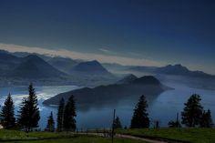 Vierwaldstättersee - Lake Lucern