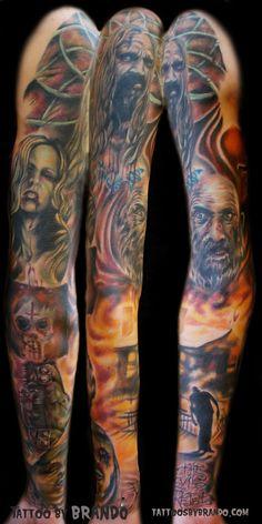 #tattoos #portraits