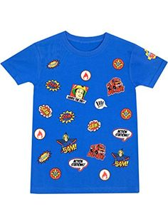 Fireman Sam Boys Fireman Sam TShirt 8 >>> You can get more details by clicking on the image.Note:It is affiliate link to Amazon.