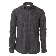 EMILIO - Adam check #MQ #Mqfashion Shirt Dress, Check, Mens Tops, Shirts, Dresses, Fashion, Vestidos, Moda, Shirtdress