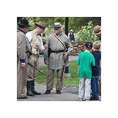 Civil War on the Home Front at Dallas Heritage Village at Old City Park Dallas, TX #Kids #Events