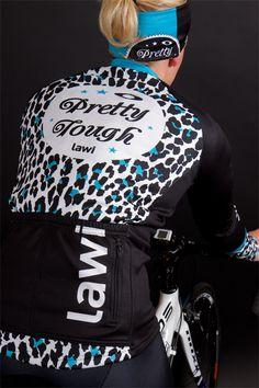Lawi Nederland makes nice stuff for women #bike #bycicle #wear #kit #women #design design by renskeherder.nl