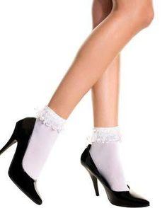 ruffle socks - Google Search