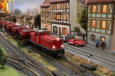 LGB Freunde Niederrhein - Wernigersiel | Modellbahn