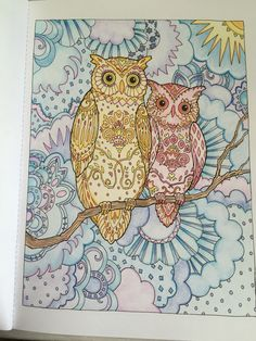 Creative Haven: Owls 5