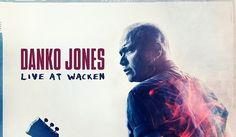 "Danko Jones - 20-Jähriges Jubiläum ""Live at Wacken"""