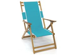 Frankford Umbrellas Oak Wood Beach No Foot Rest Lounge Chair Fufc101nf Patio Chairs