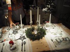 Centros que unem à mesa. #Natal #decoração #bloggers #ikeaportugal