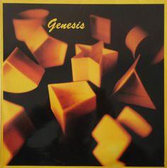 GENESIS Genesis UK 1983 VINYL 33 LP ALBUM ROCK PROG POP 80s GENLP1 FREE S&H