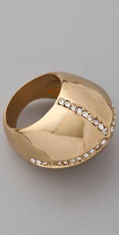 CC SKYE Star Shield Ring $150.00 #rings