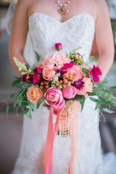 Midsummer Nights Dream Wedding #wedding #weddingbouquet #weddingflowers #bridalblooms |