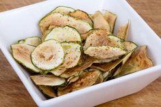Come fare le chips di zucchine