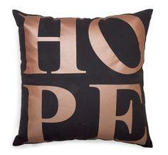 HOPE-tyyny (Musta/kupari)