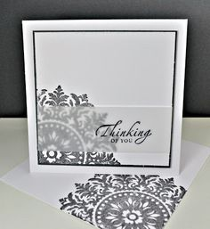 Hand-Made by Anne-Marie: Sympathy Cards